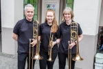 2018-05 Concert in Market Square - St Peter Port